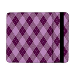 Plaid Pattern Samsung Galaxy Tab Pro 8 4  Flip Case
