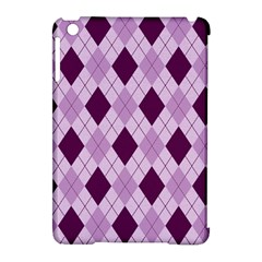 Plaid Pattern Apple Ipad Mini Hardshell Case (compatible With Smart Cover)