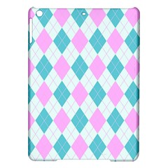 Plaid Pattern Ipad Air Hardshell Cases