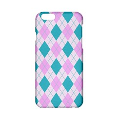 Plaid Pattern Apple Iphone 6/6s Hardshell Case by Valentinaart