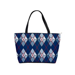Diamonds And Lasers Argyle  Shoulder Handbags by emilyzragz