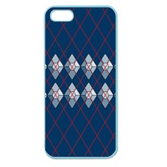 Diamonds And Lasers Argyle  Apple Seamless Iphone 5 Case (color) by emilyzragz