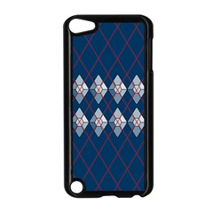 Diamonds And Lasers Argyle  Apple Ipod Touch 5 Case (black) by emilyzragz