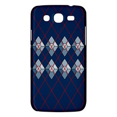 Diamonds And Lasers Argyle  Samsung Galaxy Mega 5 8 I9152 Hardshell Case  by emilyzragz