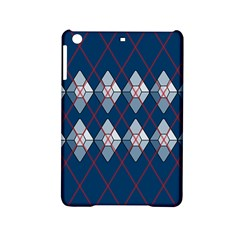 Diamonds And Lasers Argyle  Ipad Mini 2 Hardshell Cases by emilyzragz