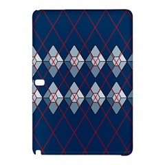 Diamonds And Lasers Argyle  Samsung Galaxy Tab Pro 12 2 Hardshell Case by emilyzragz
