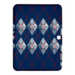 Diamonds And Lasers Argyle  Samsung Galaxy Tab 4 (10 1 ) Hardshell Case  by emilyzragz