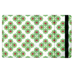 Floral Collage Pattern Apple Ipad 2 Flip Case by dflcprints