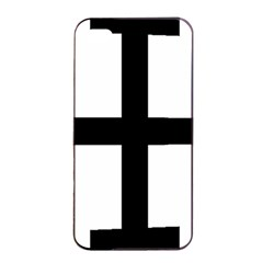 Cross Potent  Apple Iphone 4/4s Seamless Case (black) by abbeyz71