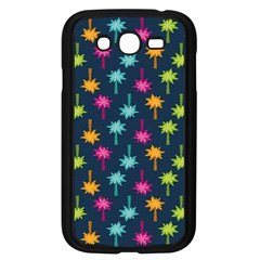 Funny Palm Tree Pattern Samsung Galaxy Grand Duos I9082 Case (black) by tarastyle