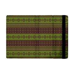 Pattern Ipad Mini 2 Flip Cases by Valentinaart