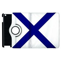 Saint Andrew s Cross Apple Ipad 2 Flip 360 Case by abbeyz71