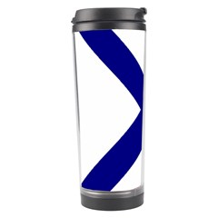 Saint Andrew s Cross Travel Tumbler by abbeyz71