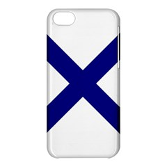 Saint Andrew s Cross Apple Iphone 5c Hardshell Case by abbeyz71