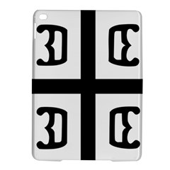 Serbian Cross Ipad Air 2 Hardshell Cases by abbeyz71