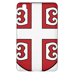 Serbian Cross Shield Samsung Galaxy Tab Pro 8 4 Hardshell Case by abbeyz71