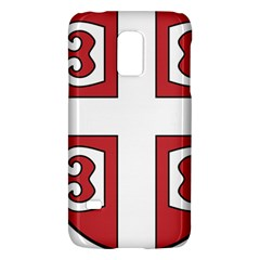 Serbian Cross Shield Galaxy S5 Mini by abbeyz71