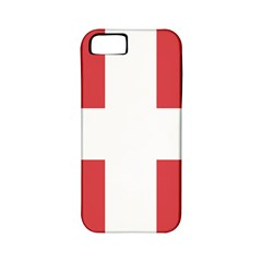 Serbian Cross  Apple Iphone 5 Classic Hardshell Case (pc+silicone) by abbeyz71