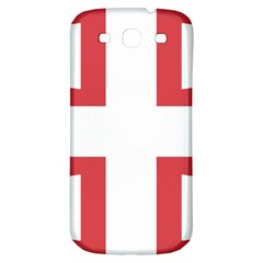 Serbian Cross  Samsung Galaxy S3 S Iii Classic Hardshell Back Case by abbeyz71