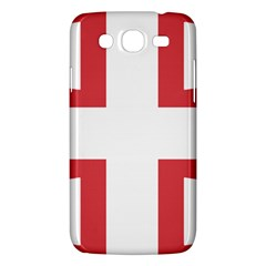 Serbian Cross  Samsung Galaxy Mega 5 8 I9152 Hardshell Case  by abbeyz71