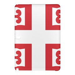 Serbian Cross  Samsung Galaxy Tab Pro 12 2 Hardshell Case by abbeyz71