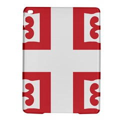 Byzantine Imperial Flag, 14th Century  Ipad Air 2 Hardshell Cases by abbeyz71