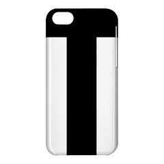 Tau Cross  Apple Iphone 5c Hardshell Case by abbeyz71