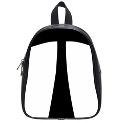 Tau Cross  School Bags (small)  by abbeyz71