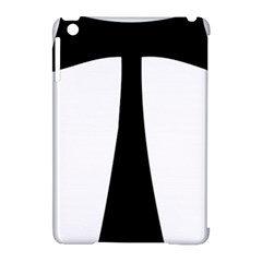 Tau Cross  Apple Ipad Mini Hardshell Case (compatible With Smart Cover) by abbeyz71