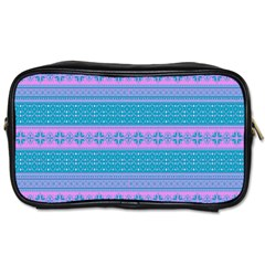 Pattern Toiletries Bags 2 Side