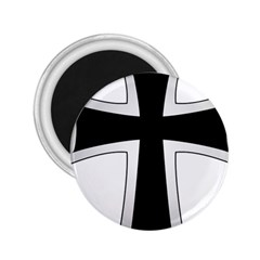 Cross Of The Teutonic Order 2 25  Magnets by abbeyz71