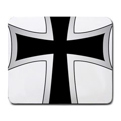 Cross Of The Teutonic Order Large Mousepads by abbeyz71