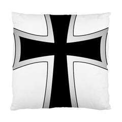 Cross Of The Teutonic Order Standard Cushion Case (two Sides) by abbeyz71