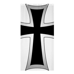Cross Of The Teutonic Order Shower Curtain 36  X 72  (stall)  by abbeyz71