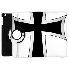 Cross Of The Teutonic Order Apple Ipad Mini Flip 360 Case by abbeyz71
