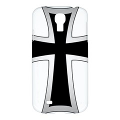 Cross Of The Teutonic Order Samsung Galaxy S4 I9500/i9505 Hardshell Case by abbeyz71