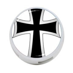 Cross Of The Teutonic Order 4-port Usb Hub (two Sides)  by abbeyz71