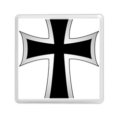 Cross Of The Teutonic Order Memory Card Reader (square)  by abbeyz71