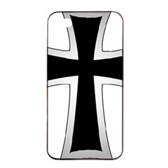 Cross Of The Teutonic Order Apple Iphone 4/4s Seamless Case (black) by abbeyz71