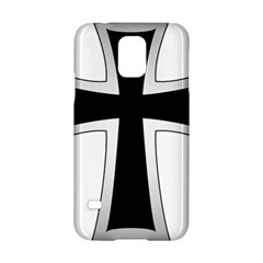 Cross Of The Teutonic Order Samsung Galaxy S5 Hardshell Case  by abbeyz71