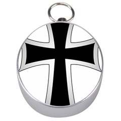 Cross Of The Teutonic Order Silver Compasses by abbeyz71