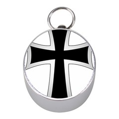 Cross Of The Teutonic Order Mini Silver Compasses by abbeyz71
