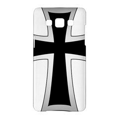 Cross Of The Teutonic Order Samsung Galaxy A5 Hardshell Case  by abbeyz71