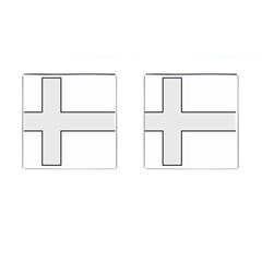 Cross Of Philip The Apostle Cufflinks (square) by abbeyz71