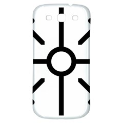 Coptic Cross Samsung Galaxy S3 S Iii Classic Hardshell Back Case by abbeyz71