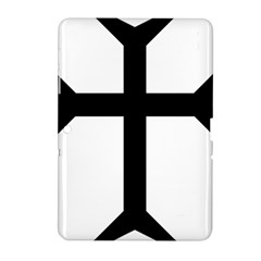 Eastern Syriac Cross Samsung Galaxy Tab 2 (10 1 ) P5100 Hardshell Case  by abbeyz71