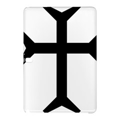 Eastern Syriac Cross Samsung Galaxy Tab Pro 10 1 Hardshell Case by abbeyz71