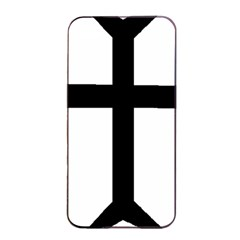 Eastern Syriac Cross Apple Iphone 4/4s Seamless Case (black) by abbeyz71