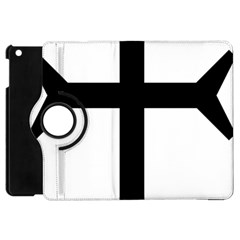 Eastern Syriac Cross Apple Ipad Mini Flip 360 Case by abbeyz71