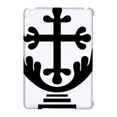 Anuradhapura Cross Apple Ipad Mini Hardshell Case (compatible With Smart Cover) by abbeyz71